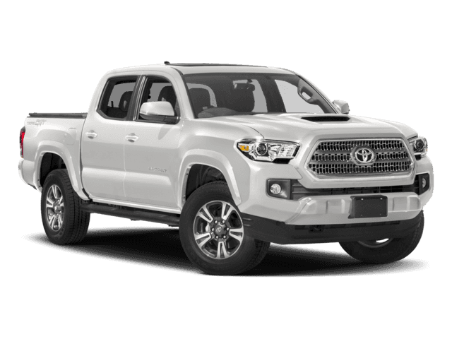 New 2017 Toyota Tacoma TRD Sport 4WD 4D Double Cab 4WD