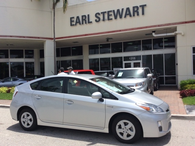 Used Toyota Prius Two